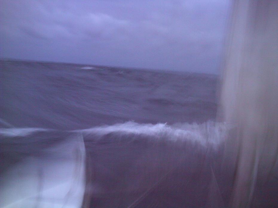 Storm approacheth