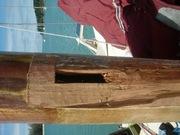 Mast repairs