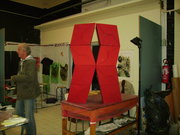 82-Aids monument
