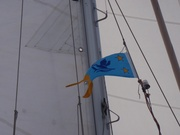 The new burgee for SICYC