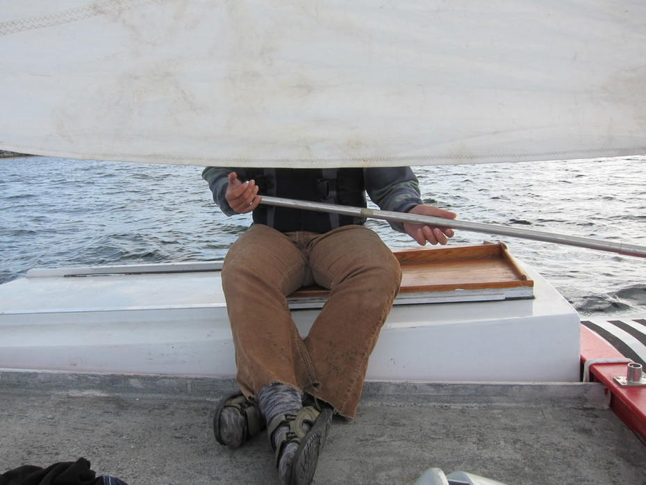 The View of the Helmsman
