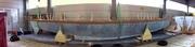 Tiki 46 Lower Port Hull Just Turned