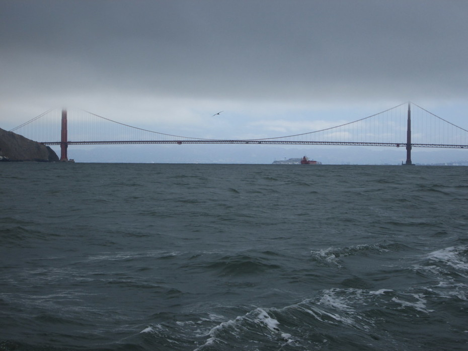 Exiting the Golden Gate