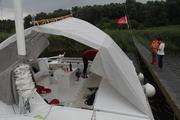 Wharram tiki 30 Harbour tent