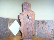 MOTHER MARY CUT OUTS