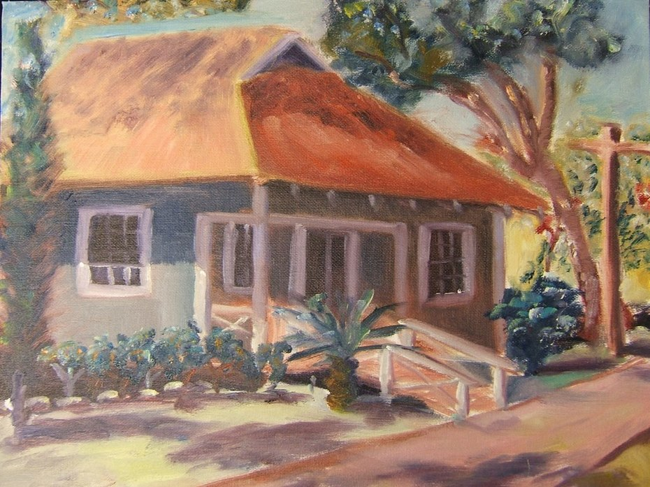 Plantation Workers' House