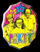 Party Plaque