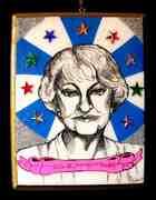 Bea Arthur Plaque