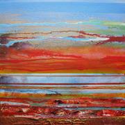 Sunset Series Druridge bay1