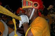 Junkanoo horn man