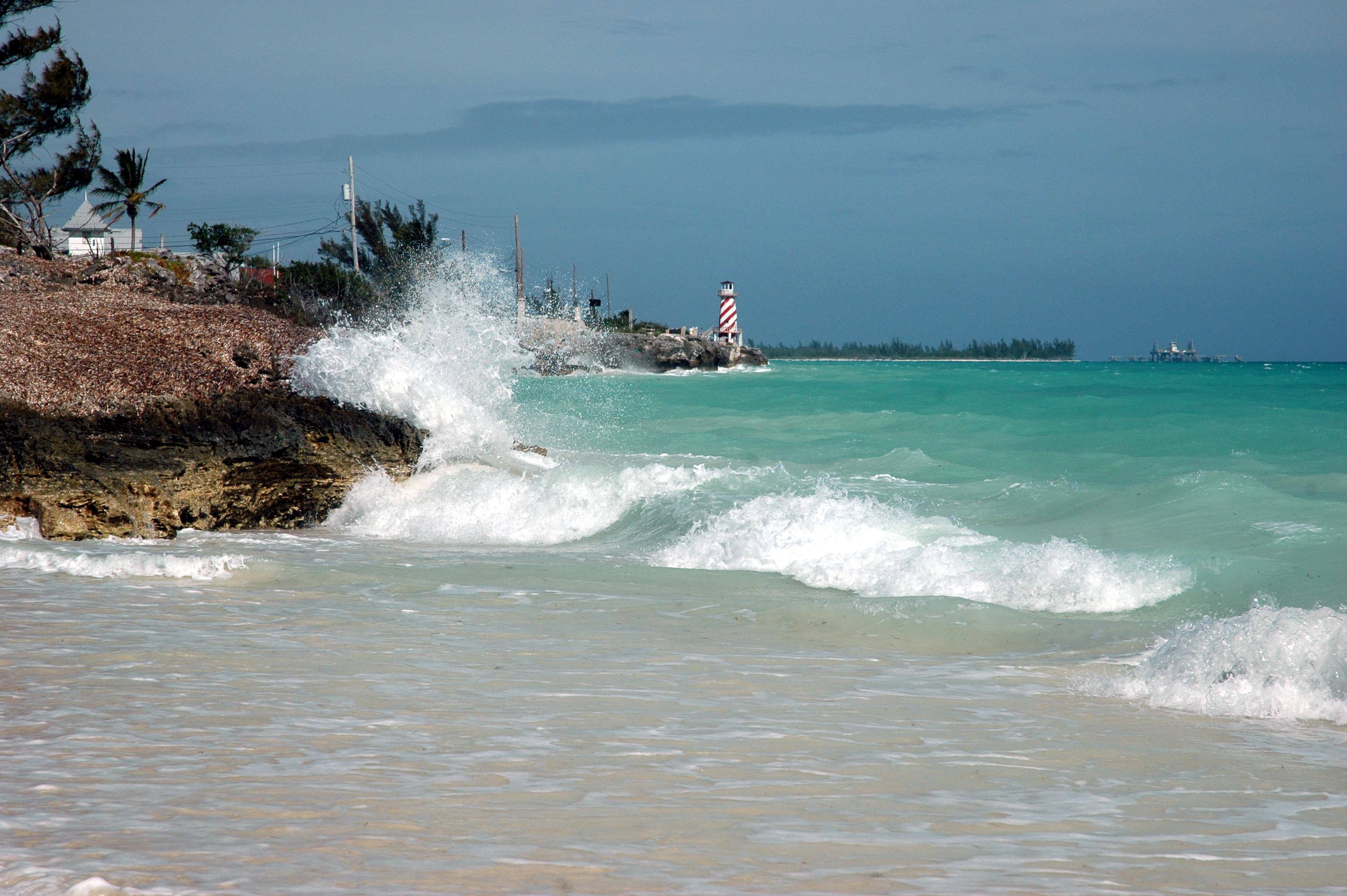 High rock, Bahamas