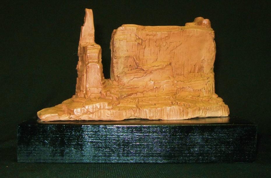 monument valley spire