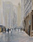 Winter on Michigan Avenue