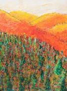 1818.Mountain Sunrise