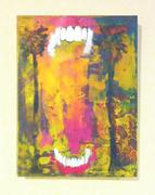 Teeth Palm Trees