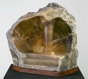 Sanctum sanctorum agate alabaster