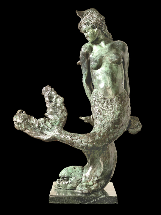 A wonderful tale bronze