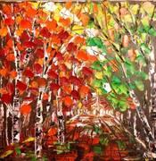 oil canvas