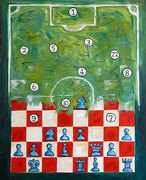Kasparov found the Sicilian Defense effective against Barça's 4-4-3