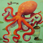 Octopus Cage Key Strategy web