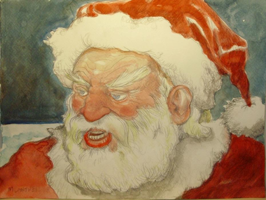 Mad Santa