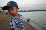 A Beach in Nakhon Sawan, really?