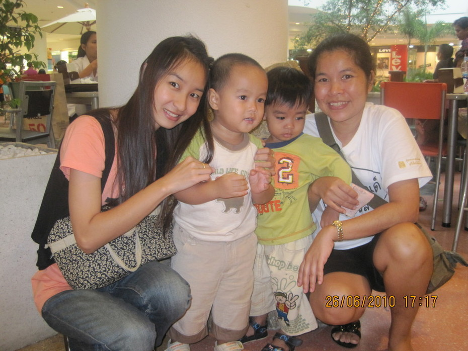 Tochi+Mommy^---^Yin+Mommy