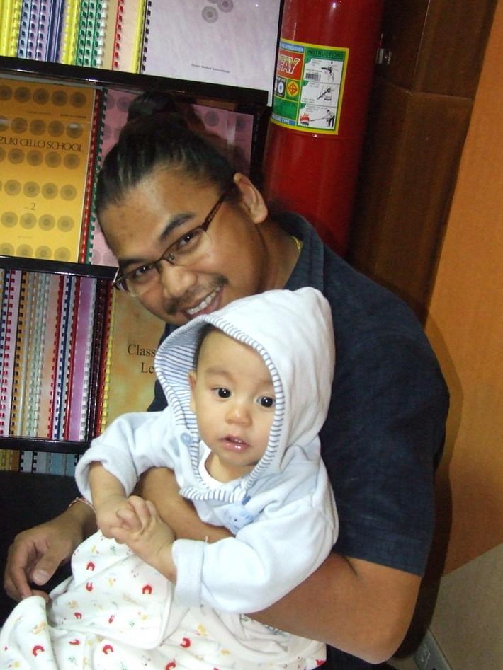 Mokkh & Daddy