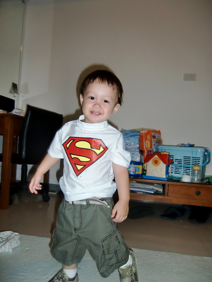 Remember the name: Super Dash.