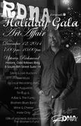 RDNA Holiday Gala Art Affair