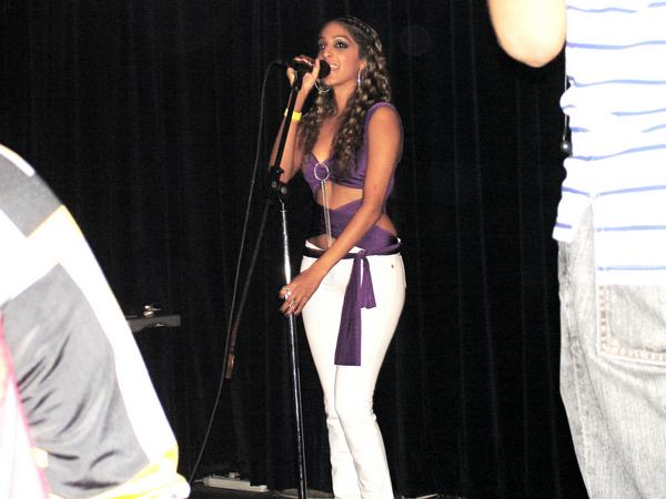Ranjini Special Guest Appearance at 50MICS