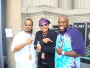 C.J. Flash, D.J. Big Russ and the Legendary Roy Ayers