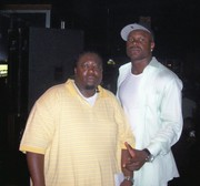 Me & Tennesse Titan Keith Bullock @ Club 615 07""