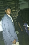 Master P backstage in Bham in 03(Lil Romeo and Lil Corey concert)