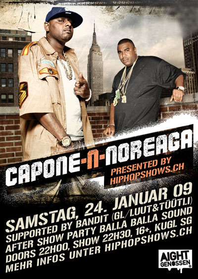 Capone-N-Nore-St Gallen