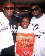 Fiya and Papa Screw and KB Da Kidnappa