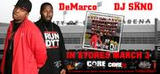 "DeMarco & DJ SKNO ""I Am The D!"" Billboard Promotion Artwork!!!~~"