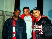 THE B BOYS & DJ RED ALERT