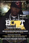 The Whole Boot Behind Me (Promo Flyer)