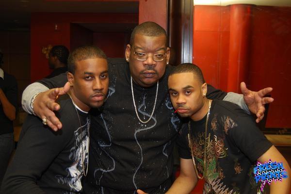 Me, Kapp, and K Briggs