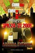 CORE DJ's Retreat X-Apr. 24-27 ATL