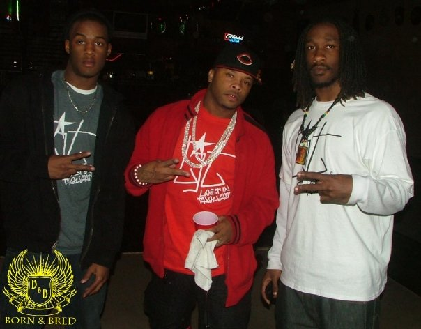 LIT in THE BUILDING - RAY (MR. LIT) NIGHT, DJ EXKLUSIVE, and KEITH (LIT) JAMES