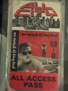 ALL ACCESS ALL CITY PASS