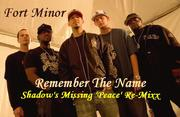 Fort Minor 'Shadow ReMixx' - Music Promo