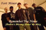 Fort Minor 'Shadow ReMixx' - Music Promo