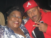 Katt Boogie With Super DJ Frank Ski at Dreamz atl............