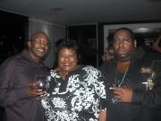 Katt Boogie, 88 Keyz and Tim the Million Dollar Man