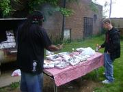 HIP HOP APPRECIATION DAY COOKOUT