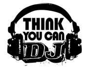 think u can dj logo