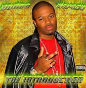 INTRODUCTION VOL 1 MIXTAPE COVER